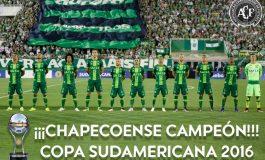 CONMEBOL officially awards Sudamericana title to Chapecoense