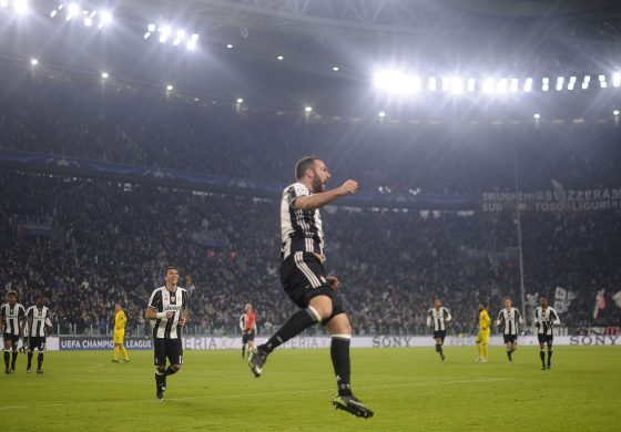 Juventus locks up top spot in Group H, Sevilla also clinches berth