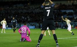 Watch: Ronaldo's 500th club goal puts Real Madrid into Club World Cup final