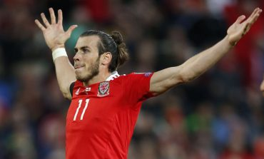 Watch: Bale drops trainer with vicious left hook