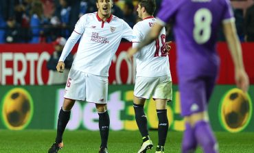 Watch: Sevilla's 92nd-minute goal ends Real Madrid's unbeaten run at 40 games