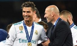 Ronaldo: Zidane knows how to handle the team intelligently