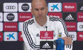 Zidane: Varane wants to leave