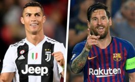 Real Madrid legend shows what Messi faces with Ronaldo