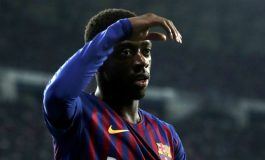 Dembele comes back before the match with Man United
