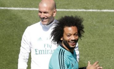 Zidane: Marcelo is Marcelo and I like how he plays