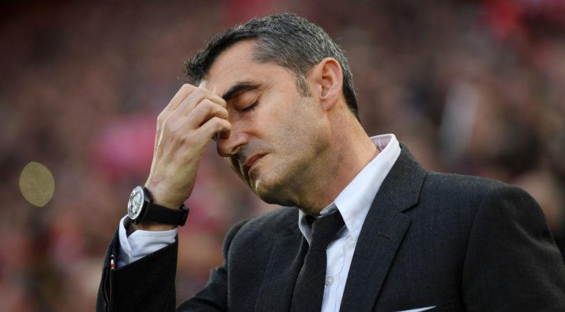 Barcelona appoint Setien as manager after sacking Valverde