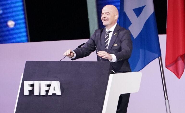Criminal case opened against FIFA president Infantino