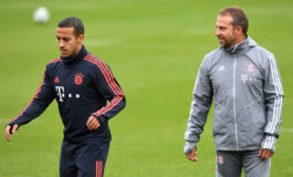 Bayern Munich had the pieces, Hansi Flick put them in the right order