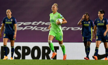 Lyon down Wolfsburg to win 5th-straight Women's Champions League