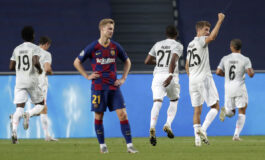 Biggest winners and losers from the Champions League quarterfinals