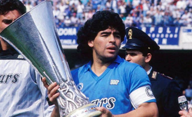 The incredible numbers that underline Maradona's brilliance