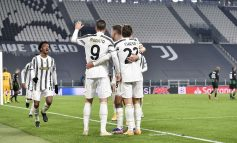 Barcelona cruise, Juve get late goal as both advance from Group G