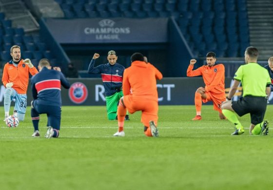 PSG-Basaksehir referee: 'I'm not racist'