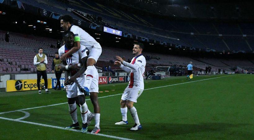 Mbappe's hat-trick gives PSG massive advantage vs. Barcelona