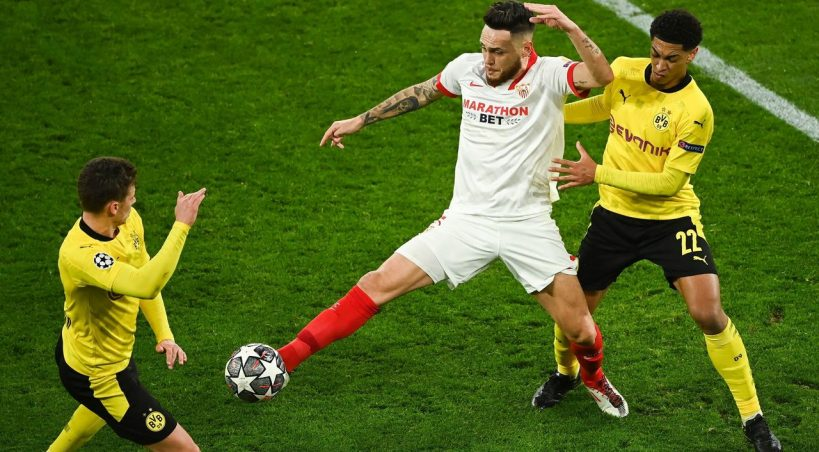 Haaland breaks another record as Dortmund squeeze past Sevilla in last-16