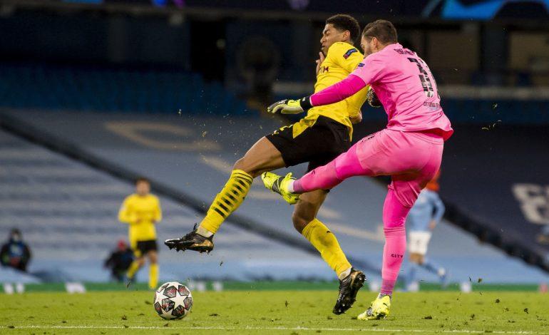 Manchester City net last-gasp winner as Dortmund rue questionable refereeing