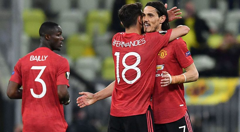 Villarreal beat Manchester United in marathon shootout to win Europa League