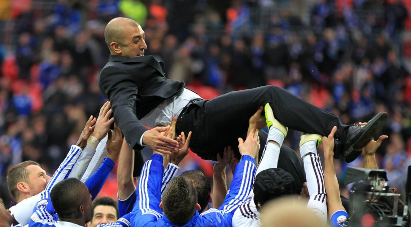 Deja vu: Chelsea chop and change their way to another European final